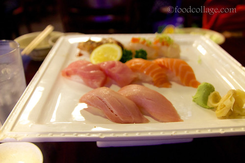 Nigiri (another view) at Okayama (San Jose) | by claramichelle