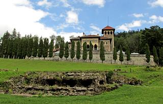 Castelul Cantacuzino, Bușteni