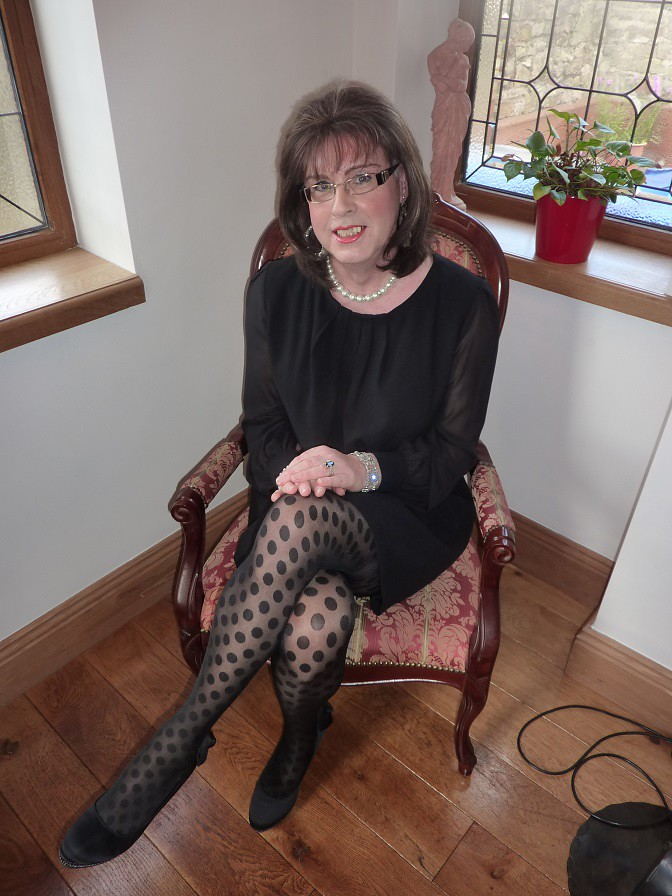 Mature cross dresser