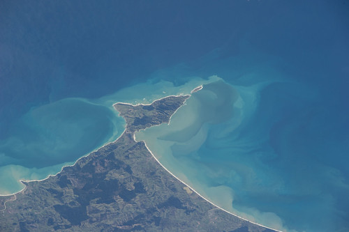 Hawke's Bay, New Zealand (NASA, International Space Station, 08/10/14) | by NASA's Marshall Space Flight Center