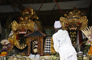 Visiting Barongs and Rangdas at Odalan Samuantiga - Bali | by Walther Tjon Pian Gi