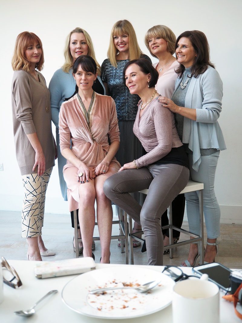 The Over40Collective photo shoot - behind the scenes | Not Dressed As Lamb