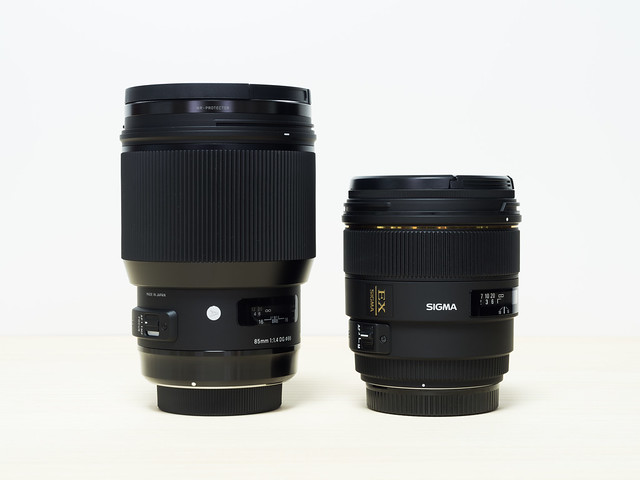20161117_03_SIGMA 85mm F1.4 DG HSM A016 & 85mm F1.4 EX DG HSM