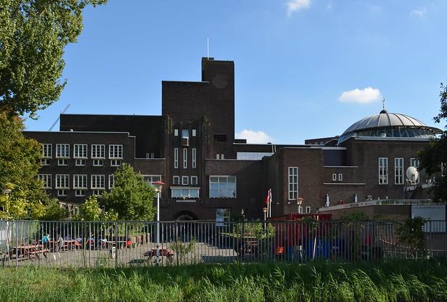 Botanische Tuin Rotterdam : Schoolgebouw afrikaanderplein botanische tuin nieuwbouw