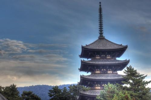 Kofuku-ji Temple on NOV 30, 2016 vol03 (11)
