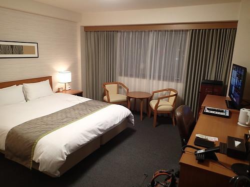 Richmond Hotel Matsumoto room