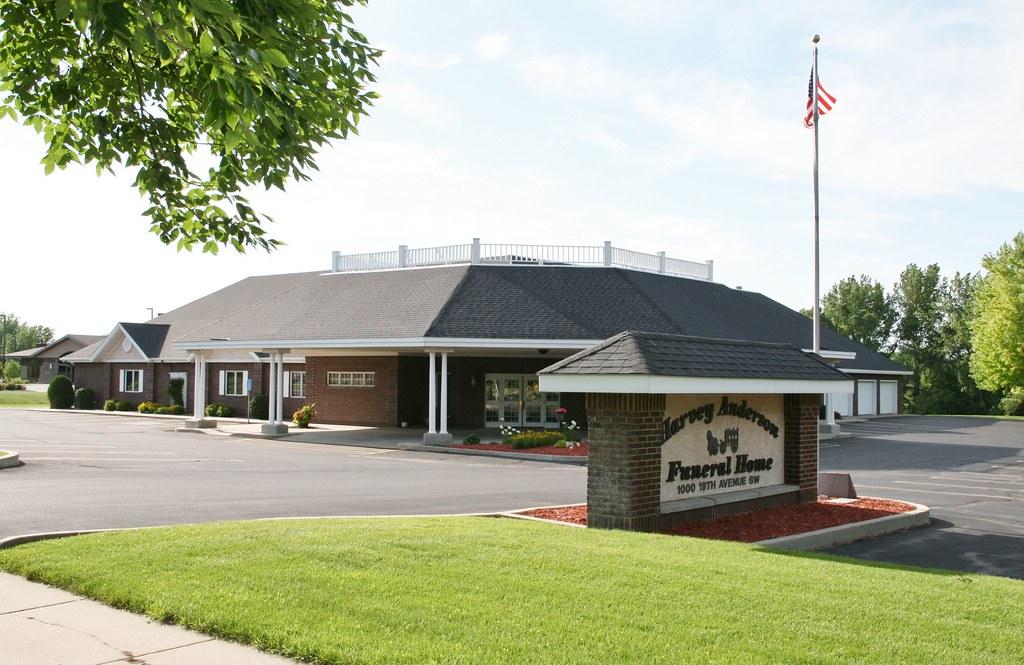 Harvey Anderson Funeral Home In Willmar Minnesota