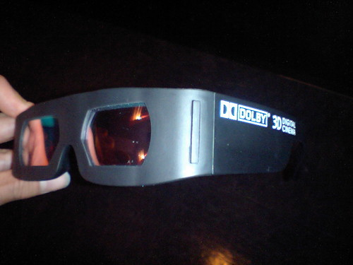 Dolby 3D Glass | by Dick Thomas Johnson