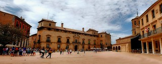 PLAZA MAYOR- ALMAZAN -SORIA | by Infinita_