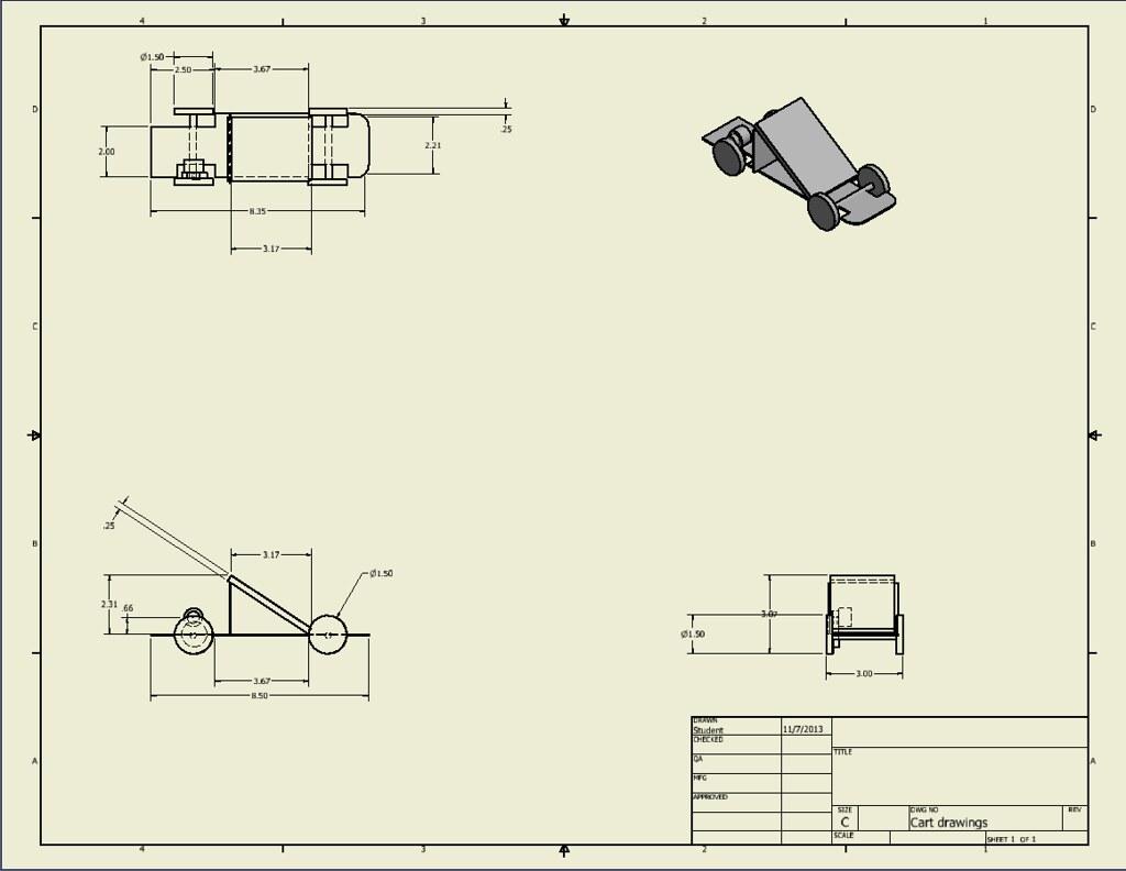 Blueprint Solar Car 2 | Mathew Barnett | Flickr