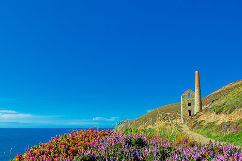 Towanroath shaft, Wheal Coates, St Agnes, Cornwall | by Thomas Tolkien