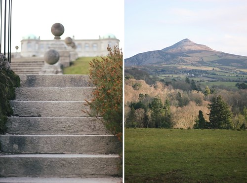 powerscourt house + sugar loaf | by The Art of Exploring