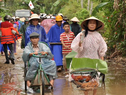 Evacuation Drill in Central Vietnam | by USAID_IMAGES