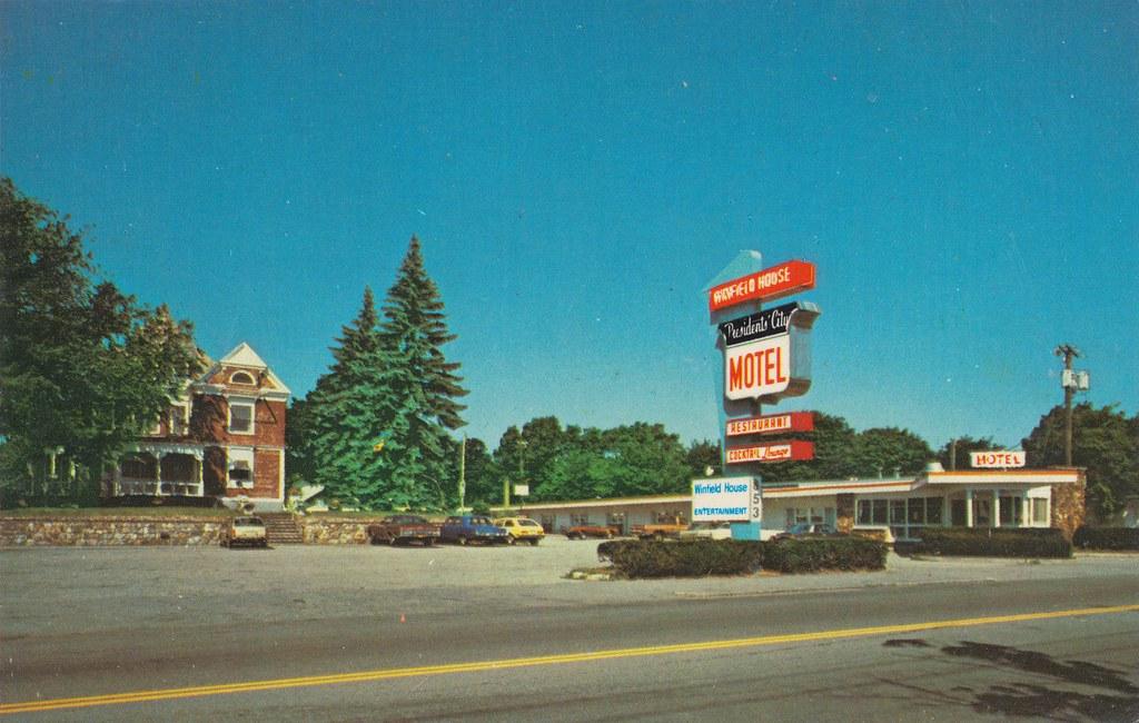 Presidents' City Motel - Quincy, Massachusetts
