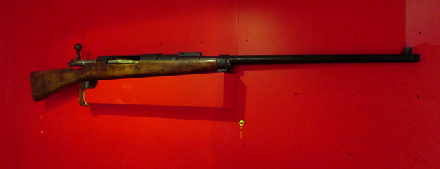 Anti-tank Rifle, In Flanders Fields Museum