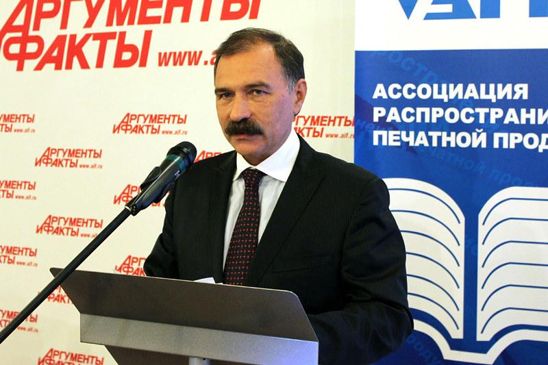 Дмитрий Мартынов, АРПП