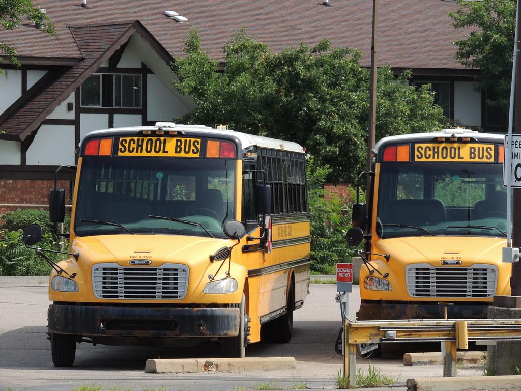 School buses of wayne county michigan flickr - Garden city union free school district ...