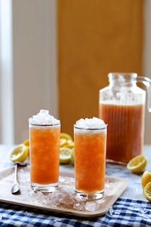 Peach and Cardamom Lemonade | by joy the baker
