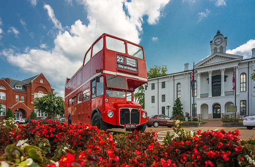 Oxford, Mississippi - Double Decker Bus | by Ronnie Harris