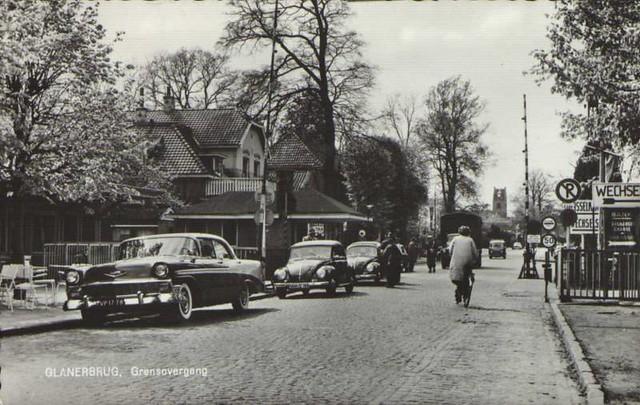 Grensovergang 1955~, Wechselstube (2)