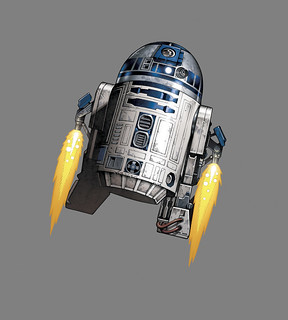 SutfinR2-D2_Color_01gray | by Mike Sutfin