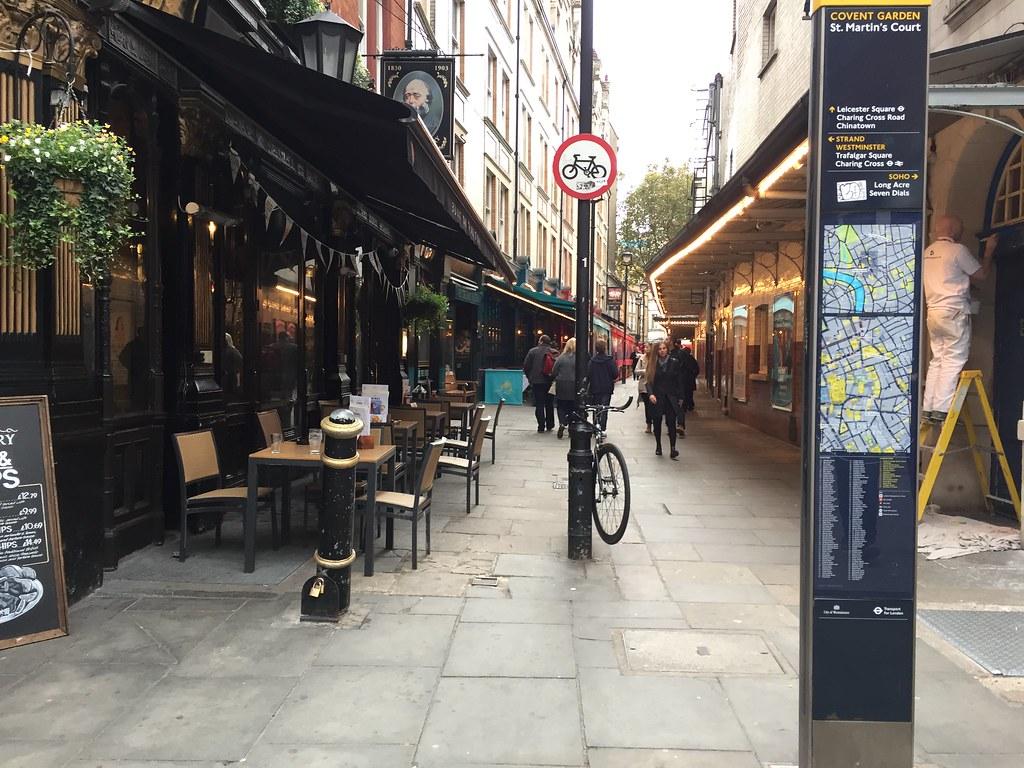 90 St Martins Lane