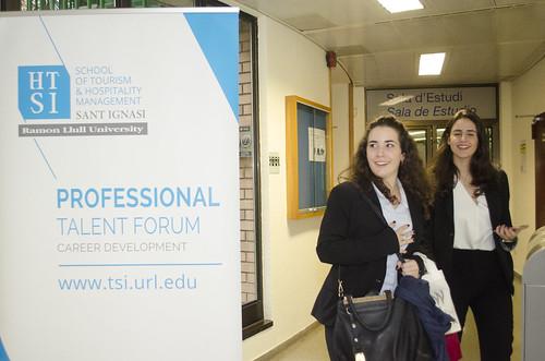 Professional Talent Forum - HTSI