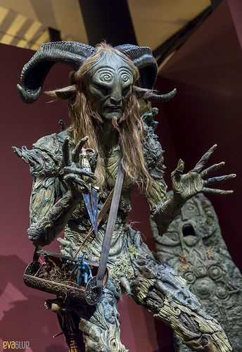 Guillermo del Toro- At Home with Monsters LACMA Los Angeles 76 | by Eva Blue