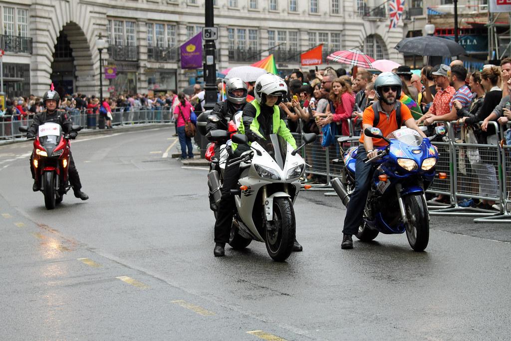 Gay bikers club