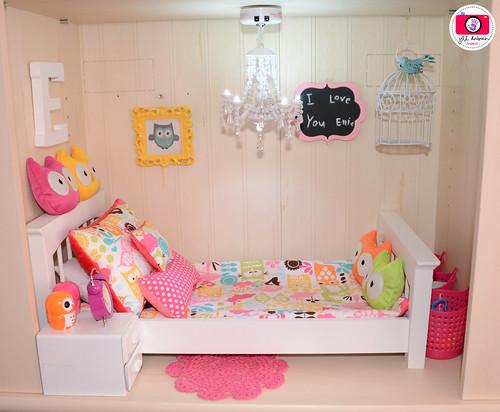 Americangirl6 jill dubien flickr for American girl doll bedroom ideas