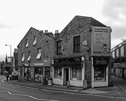 Great Horton Road Food Places