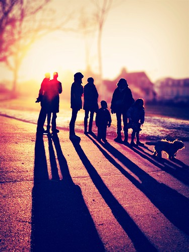 A gathering. Light Up Your Life EyeEm Best Shots Eye4photography  Silhouette | by duncanrpowell