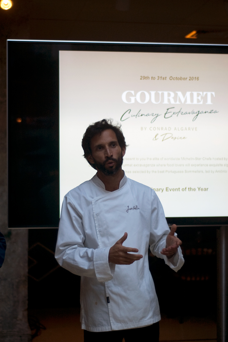 Gourmet Culinary Extravaganza, Conrad Algarve