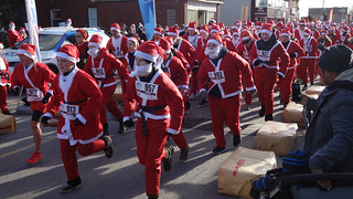 Santa Run | by Stephen Downes