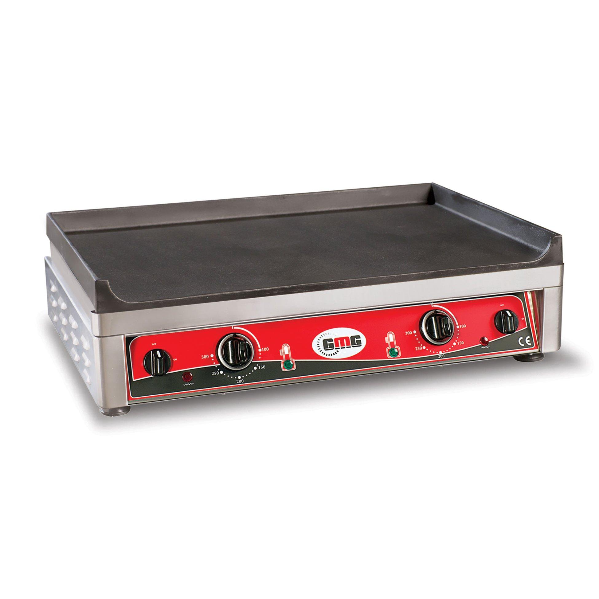 Piastre cottura grill elettriche