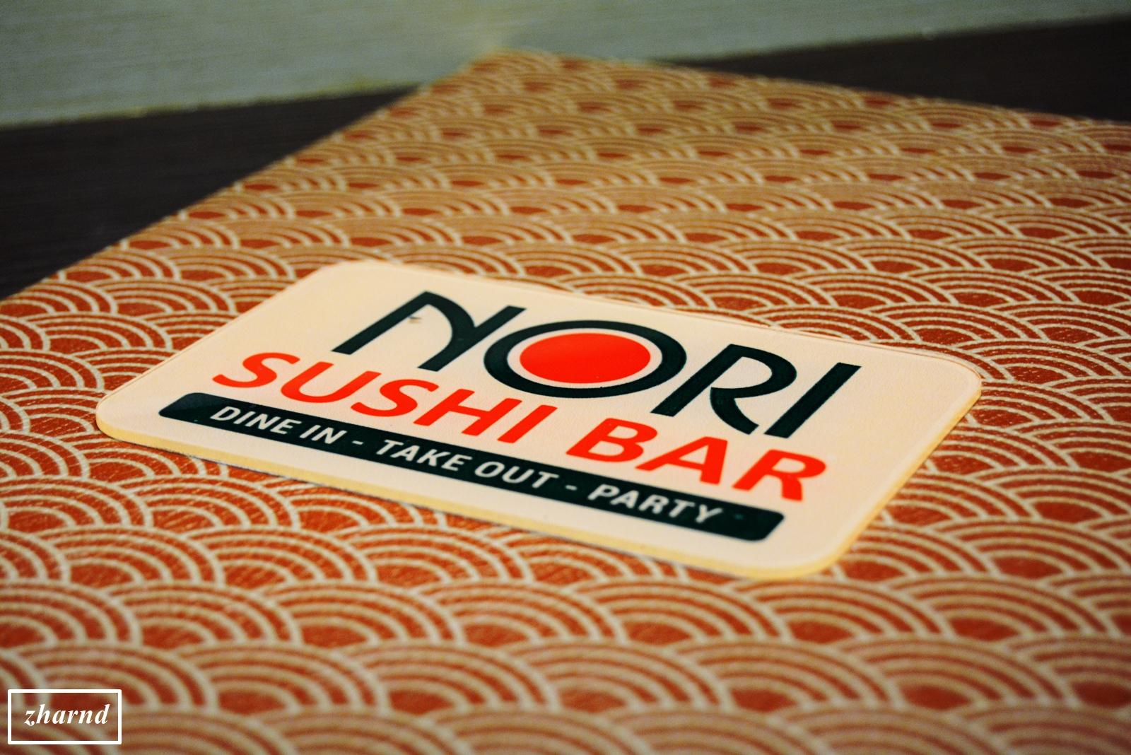 Nori Sushi Bar Malang