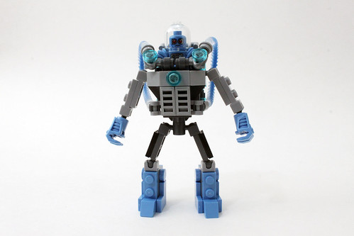 The LEGO Batman Movie Mr. Freeze Ice Attack (70901)
