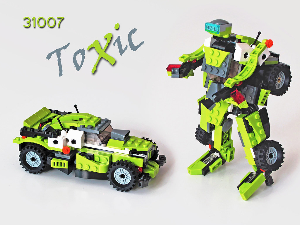 Transformer Toxic This Toxic Transformer Is An Alternate Flickr