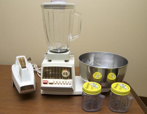 Oster Kitchen Center Blender Mixer Juicer Grinder 06