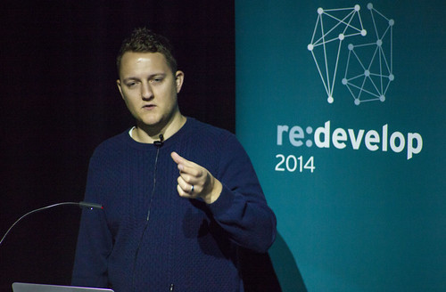 Re:develop conf 2014 | by @wearebase