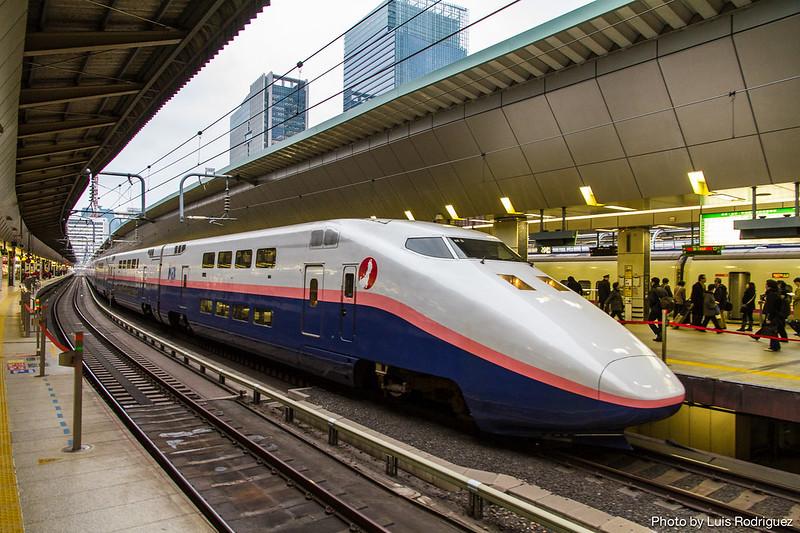 Shinkansen Series E1-14