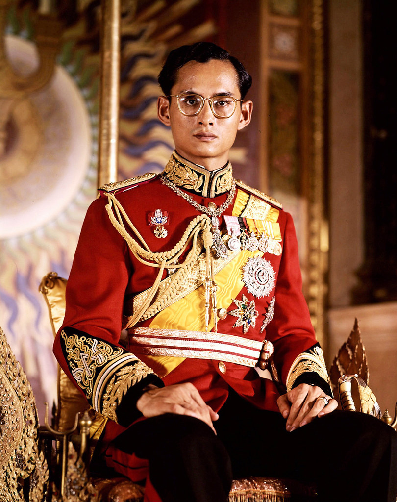 Image result for thailand's king