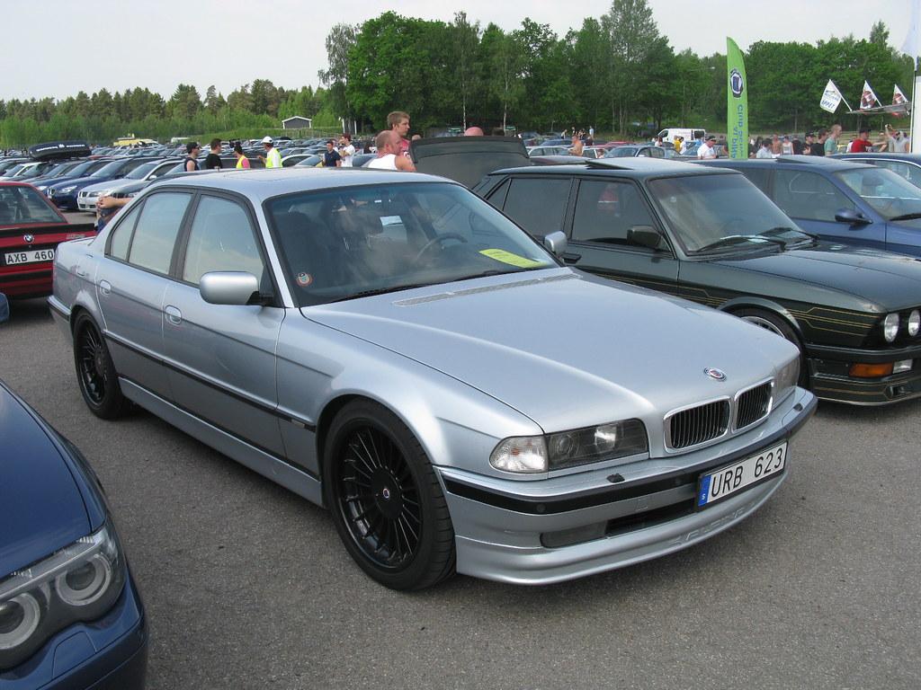BMW Alpina B E Nakhon Flickr - Bmw alpina e38