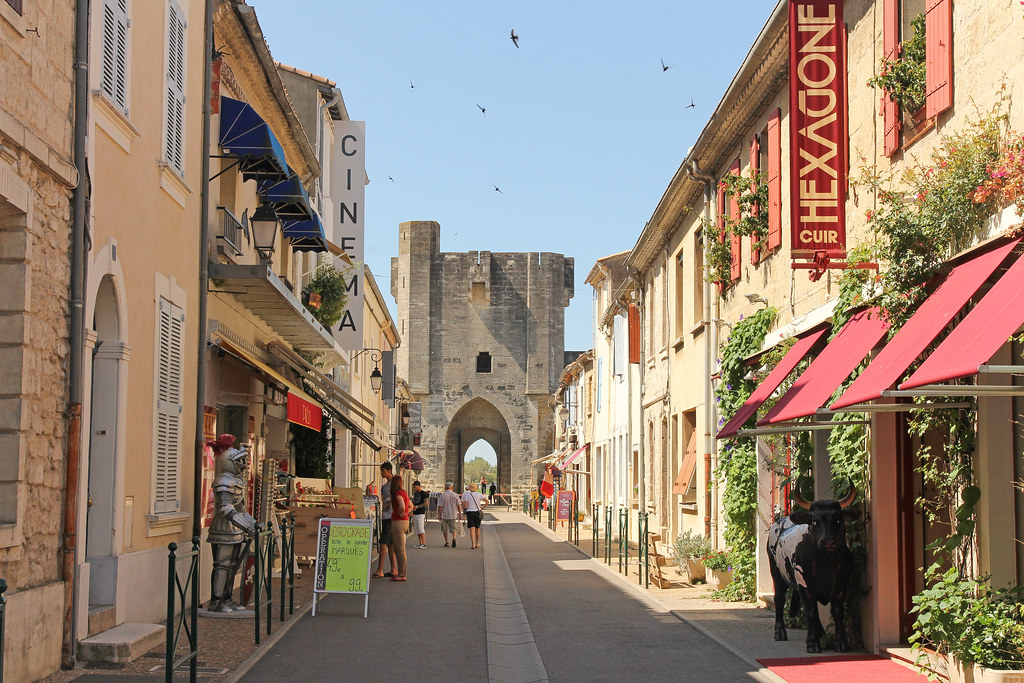 Rue Victor Hugo AiguesMortes France Rue Victor Hugo 2 Flickr