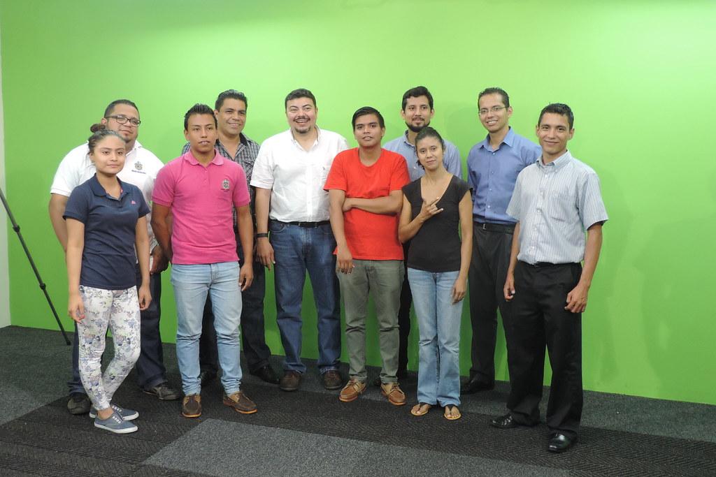Visita UC3M-Nicaragua/Farem Carazo UIDT-2.0