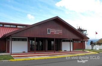 Puerto Natales exterior (Pedro Rebolledo)