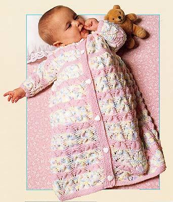 Free Crochet Baby Buntings, Cocoons, & Sleep Sack Patterns… | Flickr