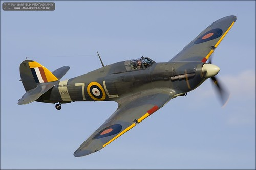 Hawker Sea Hurricane 1B Z7015 | by Ian Garfield - thanks for over 2 million views!
