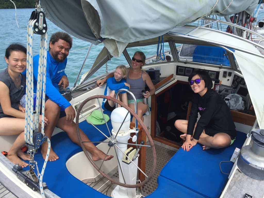 Image result for sailing crew