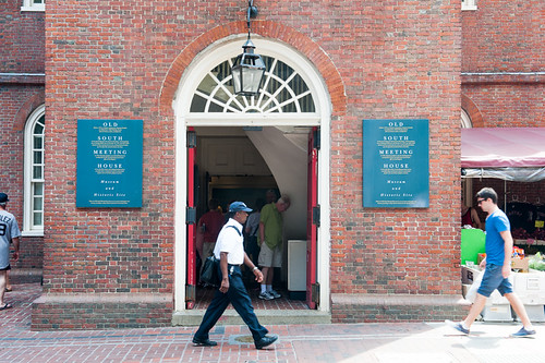 The Old South Meeting House | by Massachusetts Office of Travel & Tourism